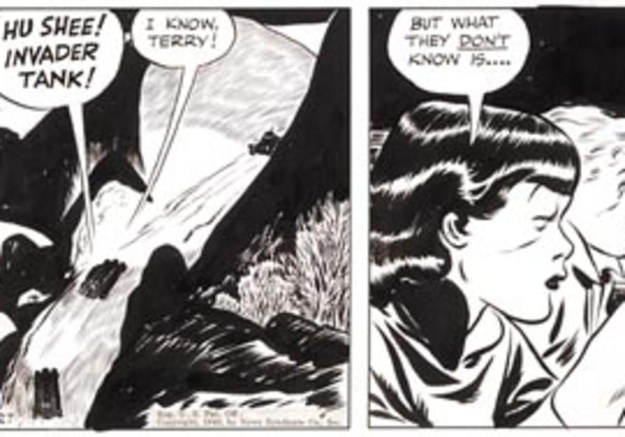 comic strip art 298