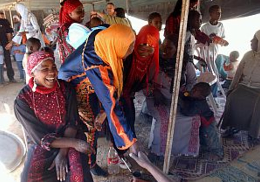 bedouin women 298 aj