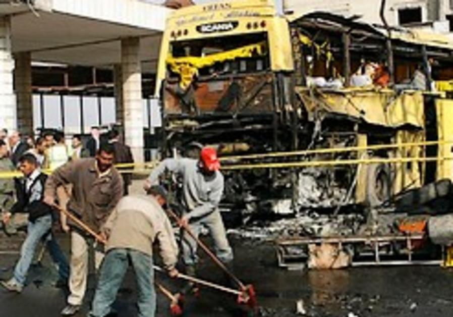 Damascus bus blast 248.88