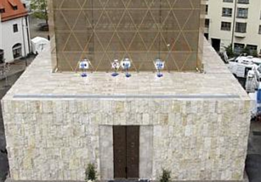 New Munich synagogue inaugurated