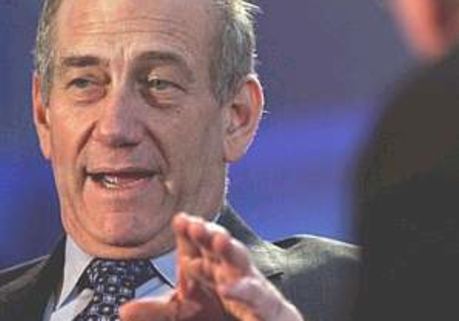 Olmert: I can offer Abbas 'a lot'