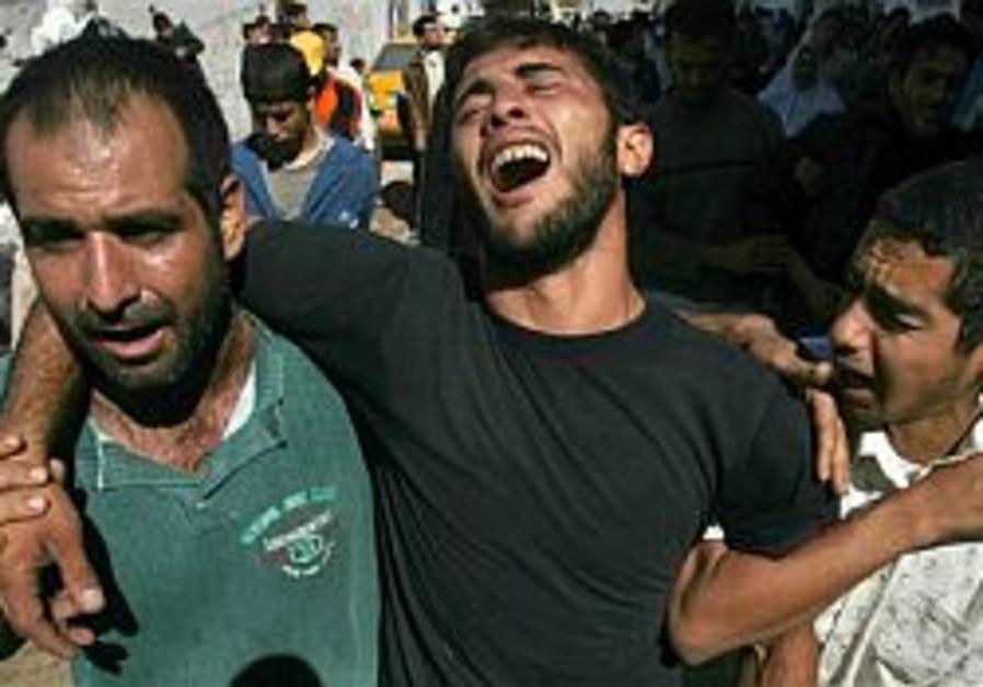 Muslims rally against Israel, US