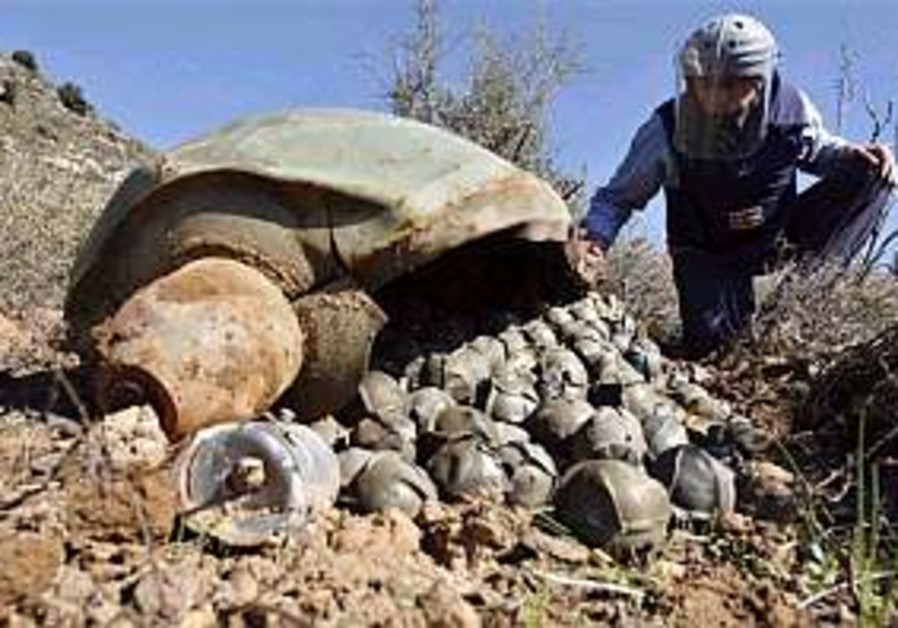 cluster bombs 298.88