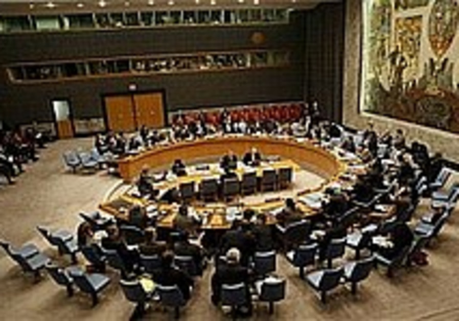 Israelis blocked from UN conference