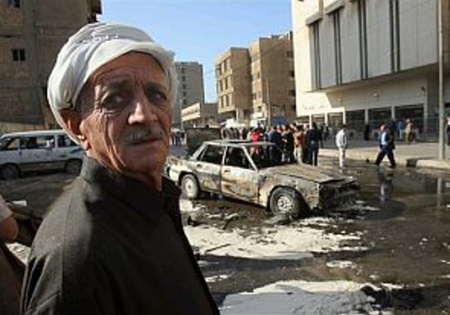 Saudi Arabia: Iraq major terror base