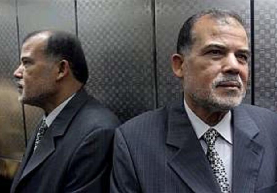 PA negotiator: Hamas gov't will resign
