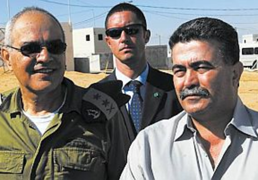 Peretz revises IDF ops mechanism