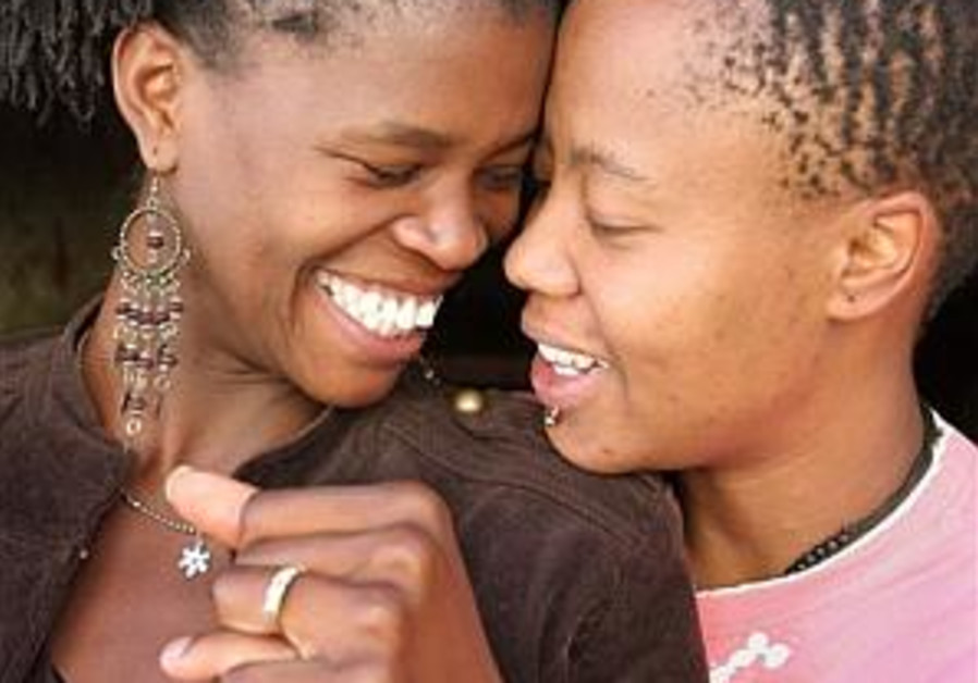 Historic same-sex marriage bill passed in South Africa