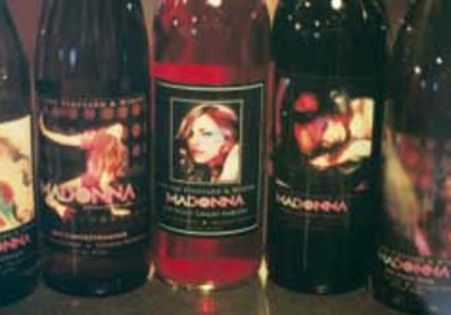 madonna wine