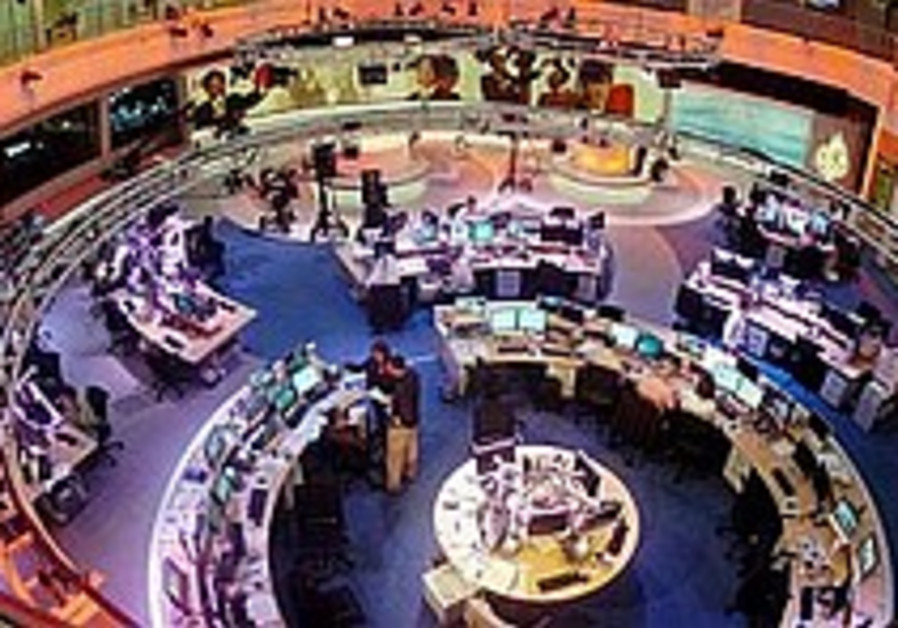 English Al-Jazeera delayed in Israel