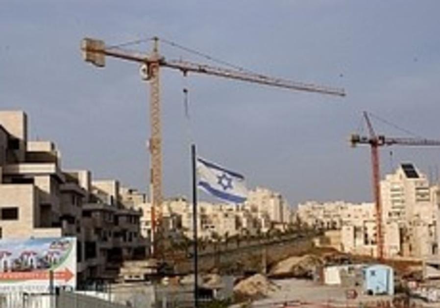 west bank construction settlement 248