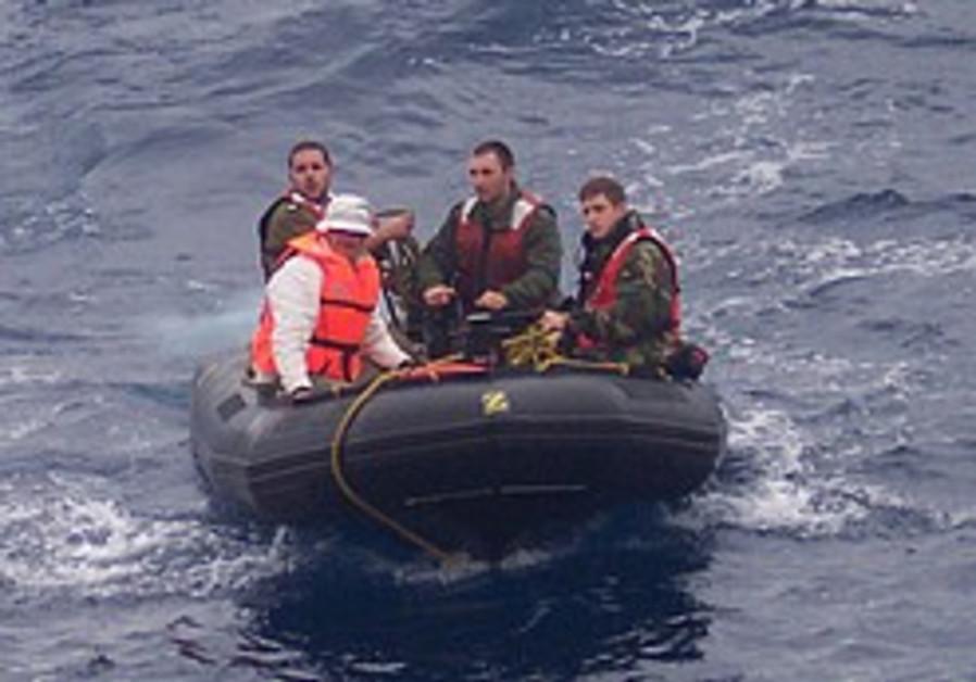 George Haggard rescue 248 88