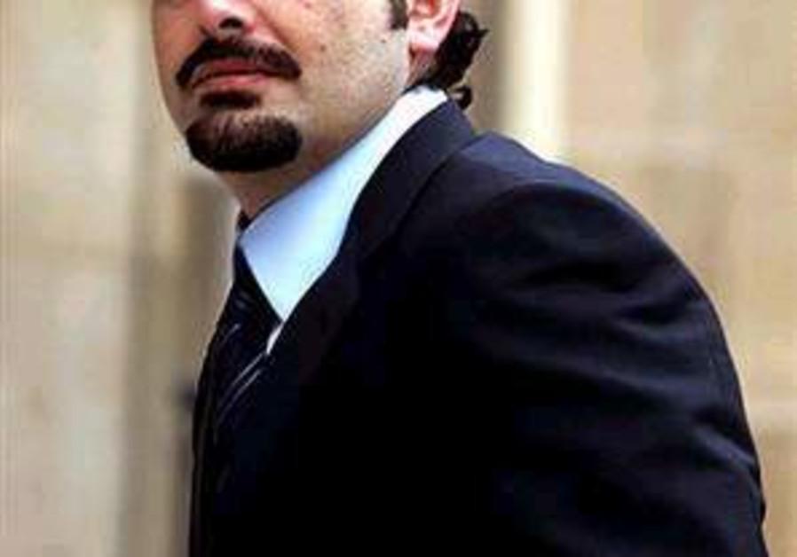 Hariri appeals to Nasrallah to stop Lebanon turmoil