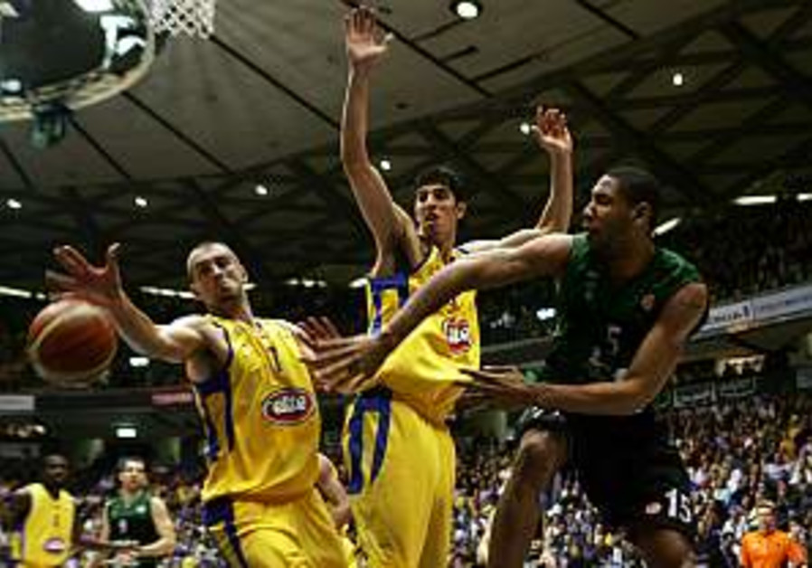 Euroleague: Maccabi TA hopes to break out of losing streak