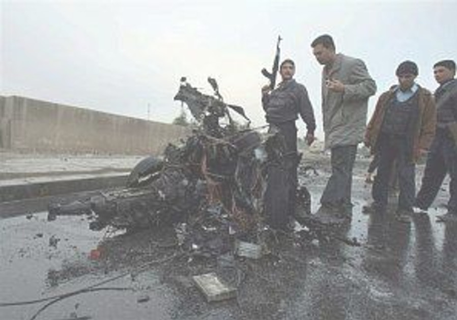 Report: 34,452 civilians killed last year in Iraq