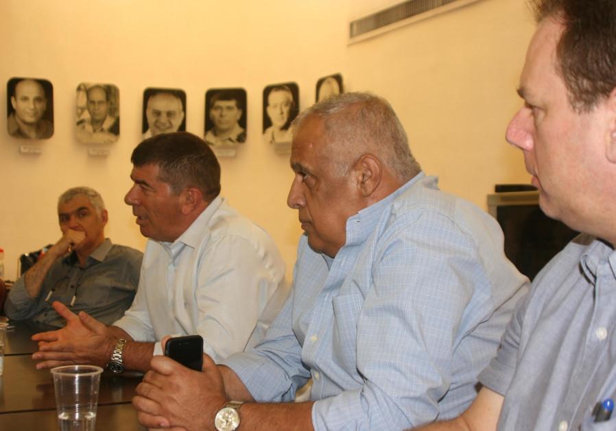 International delegation for Friends of Israeli Disabled Veterans Association.