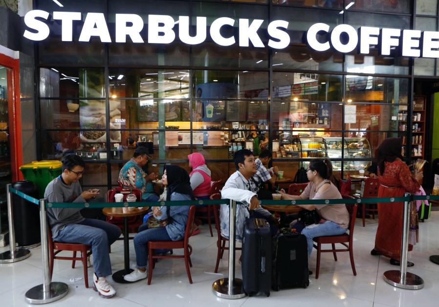 Starbucks Jakarta
