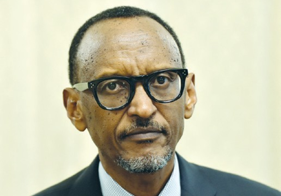 Rwanda's Kagame to arrive for two-day visit to Israel