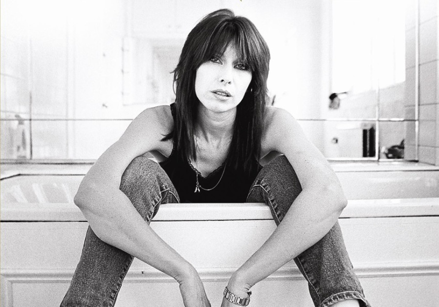 THE COVER of Chrissie Hynde's autobiography 'Reckless.' (Courtesy)