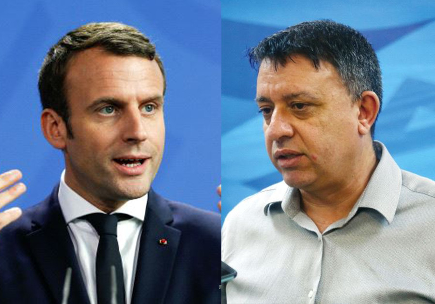 Is Israel's Avi Gabbay the next France's Emmanuel Macron?