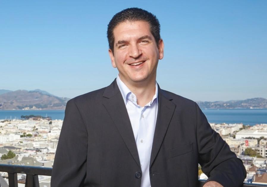 FUNDBOX CEO Eyal Shinar.