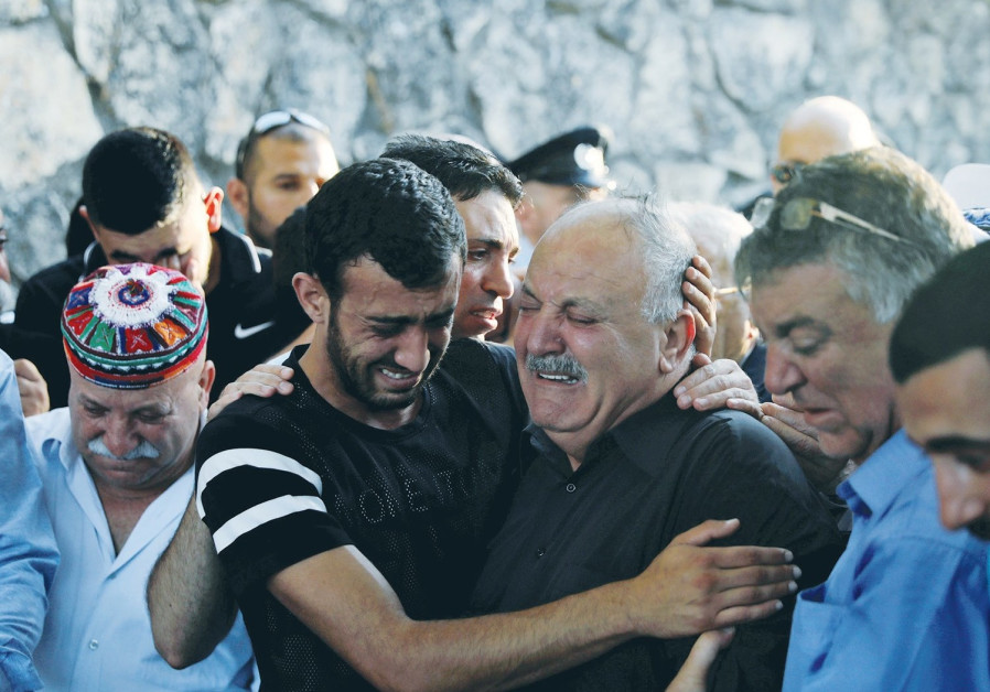 High alert remains after Temple Mount attack