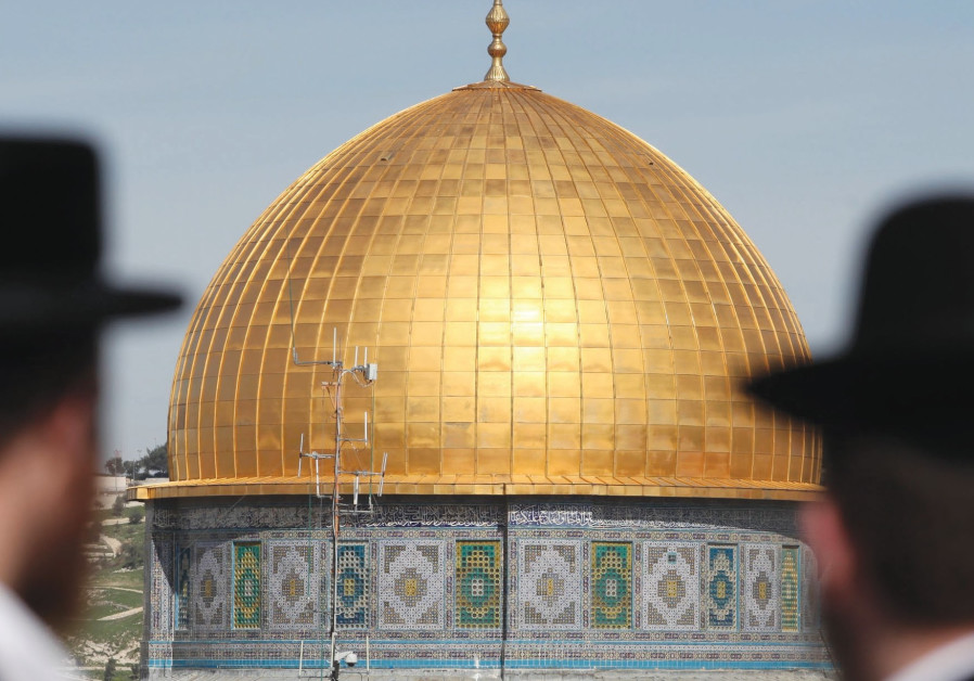 Senior Rabbis rule: It's forbidden to go up to the Temple Mount