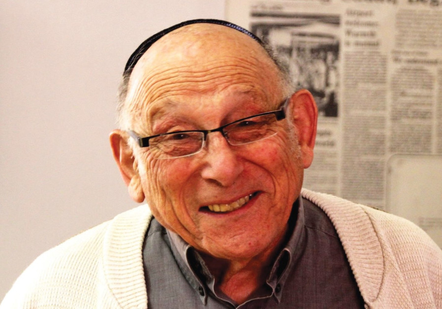 Le'Chaim! My father's rich life and lasting smile