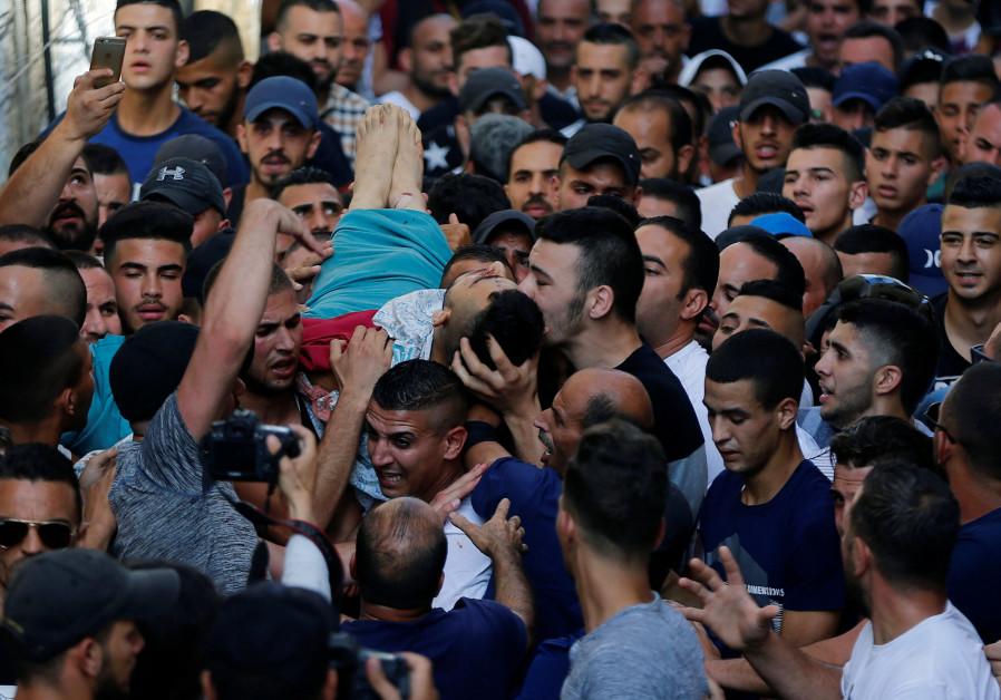 Five Jerusalem residents indicted for incitement on social media