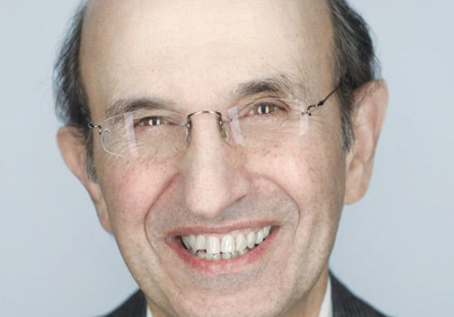 Joel Klein, president of the American Israel Friendship League.