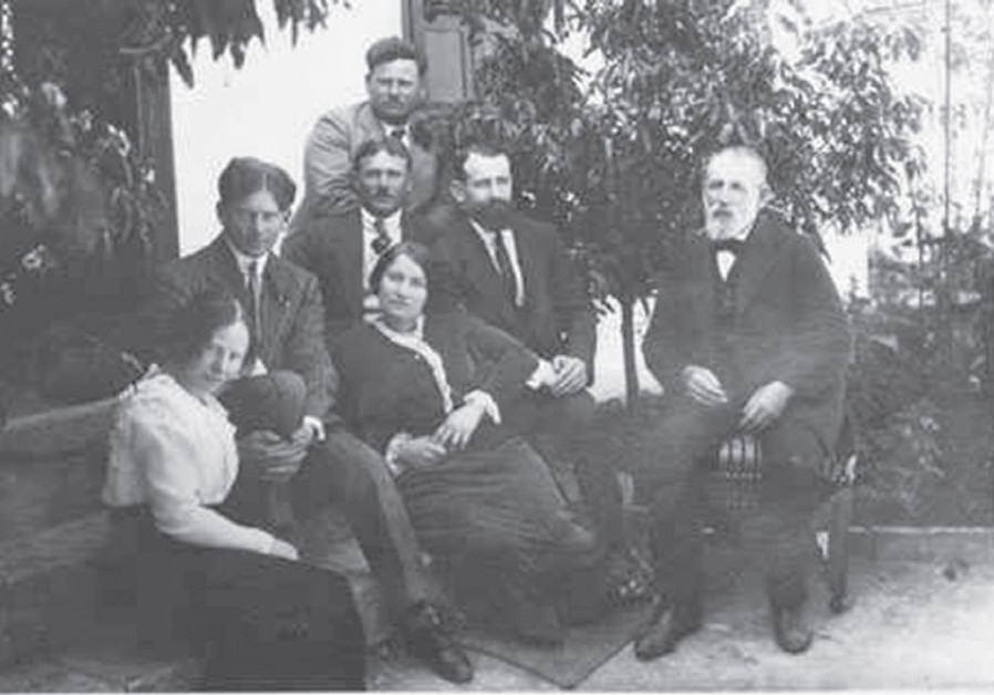 A LARGE ROLE in securing the Balfour Declaration was played by the Jewish underground movement heade