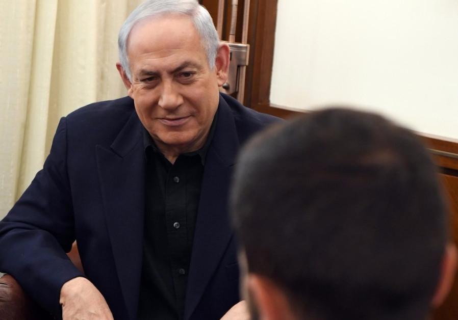 Netanyahu welcomes home Jordan envoy and freed embassy guard
