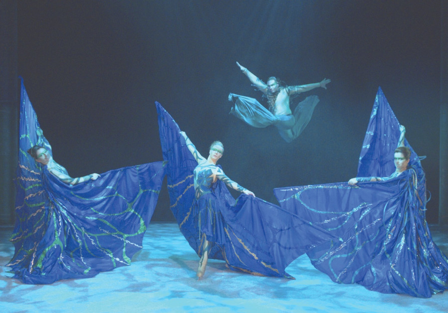 CIRQUE DE GLACE'S 'Ice Land.'