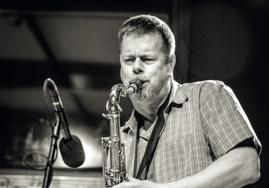 CHICAGO-BASED reedman Ken Vandermark