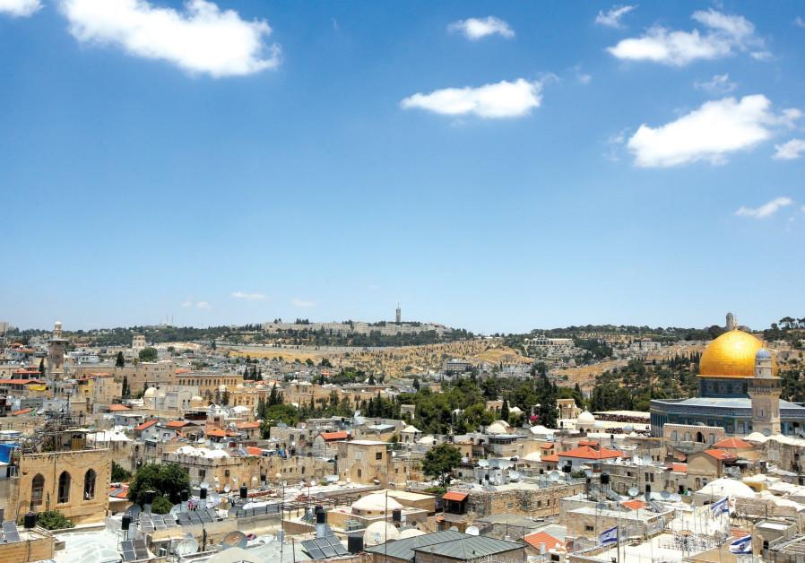 Spiritual Jerusalem