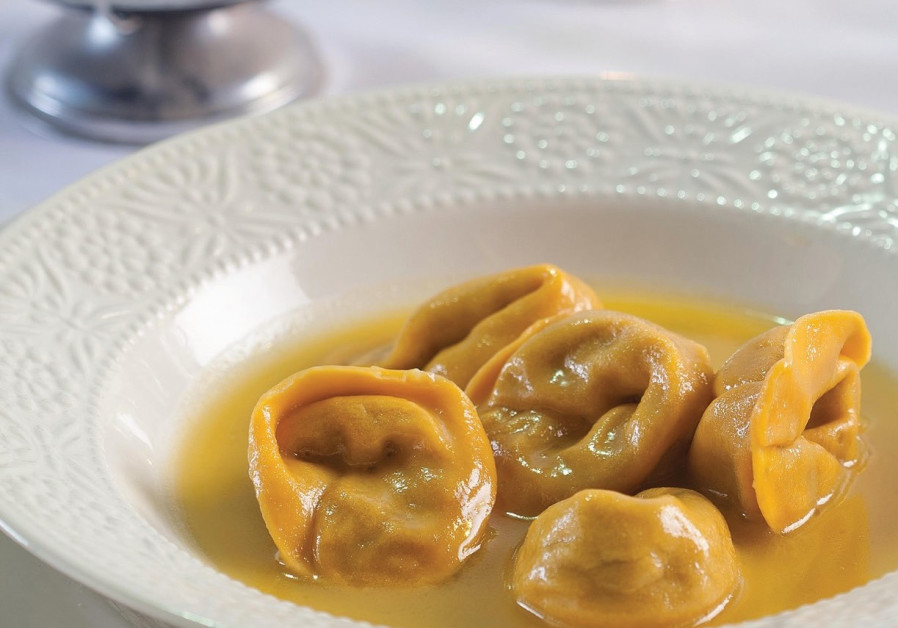Italian classical food