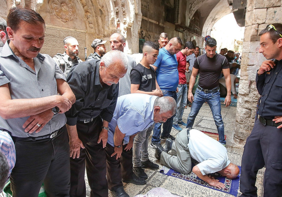 Jew Detector: My Word: Security Complexes And Mounting Tensions