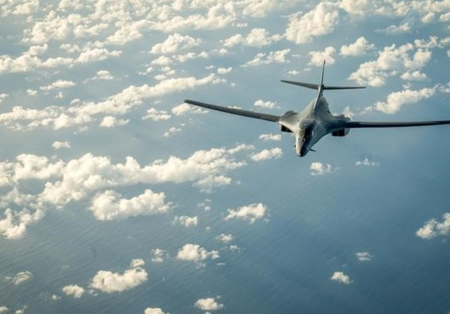 United states flies bombers over North Korea in show of force