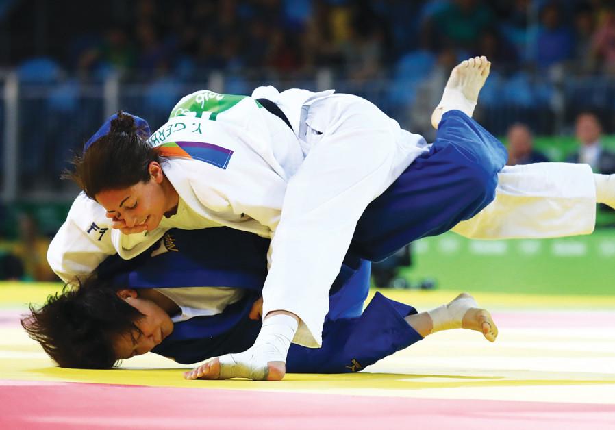 Israel's judokas upset over Yom Kippur Worlds