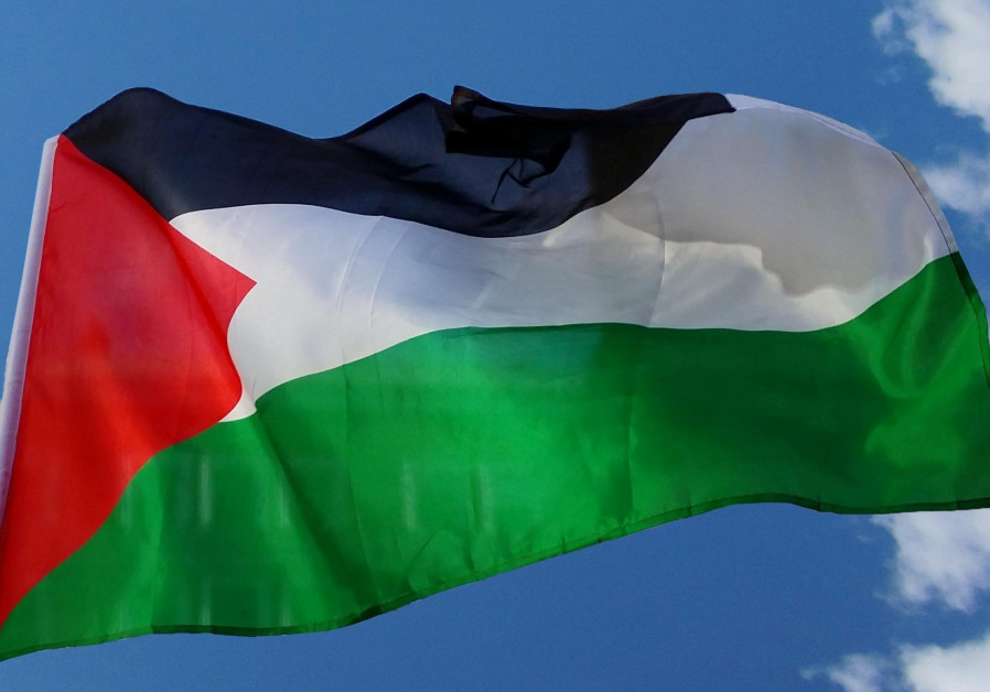 the problem with flying the palestinian flag over a jewish summer