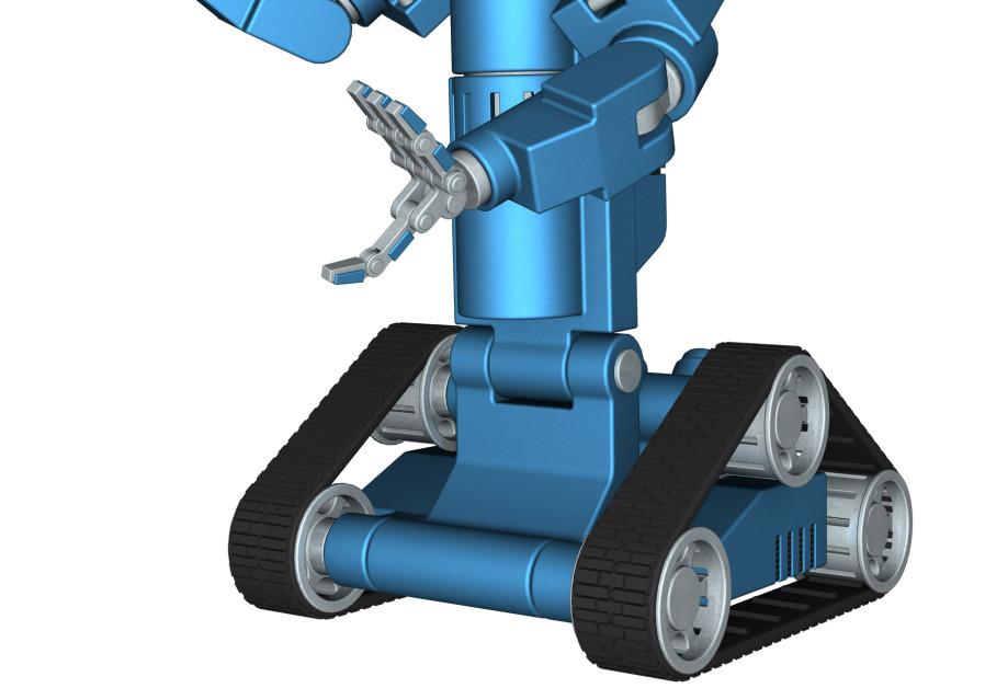 A service Robot