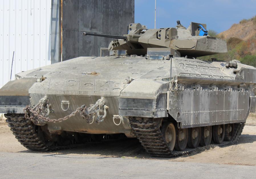 APC turret