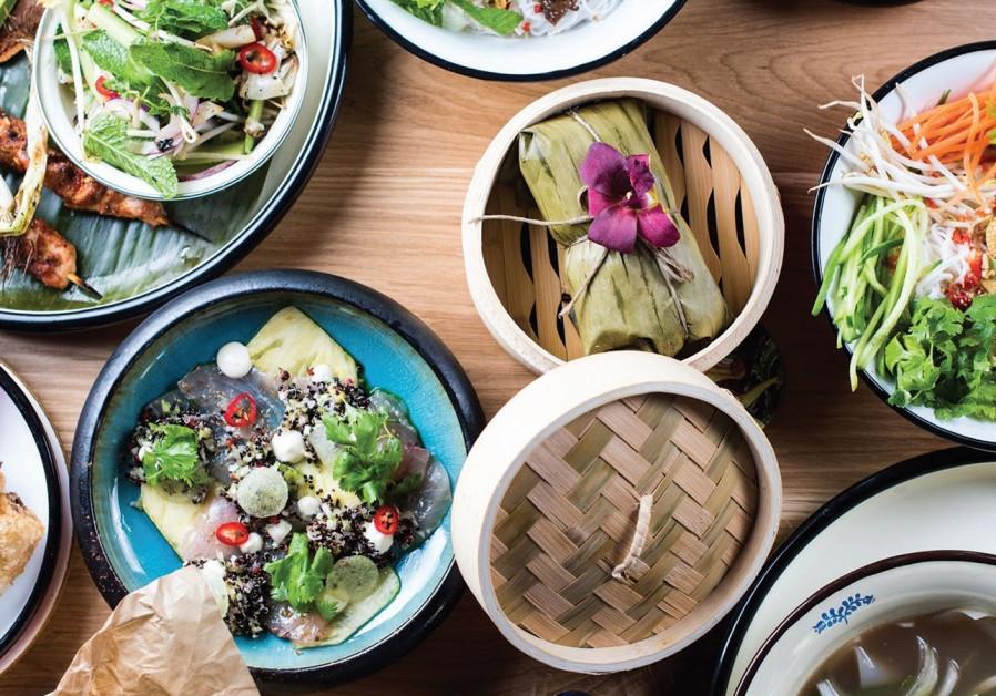Vietnamese with a Mediterranean twist