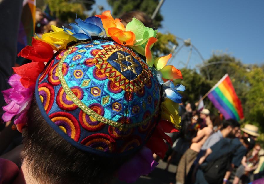 Pride parade kicks off in Jerusalem