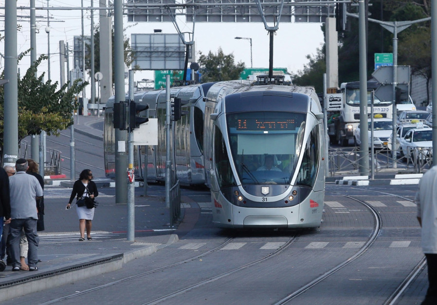 french company reportedly withdraws from jerusalem light rail project israel news jerusalem post. Black Bedroom Furniture Sets. Home Design Ideas