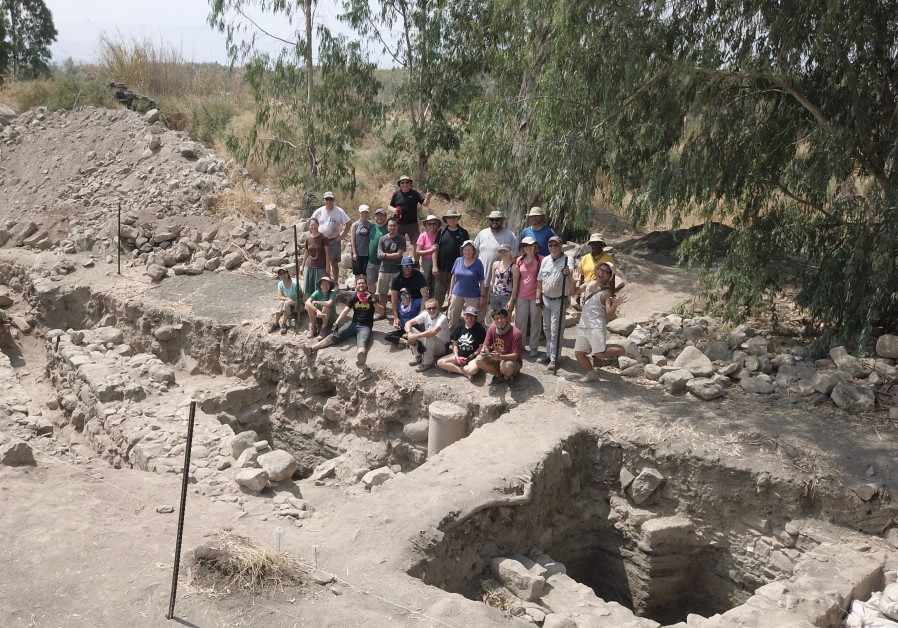 New evidence of Lost City of Julias unearthed near Sea of Galilee