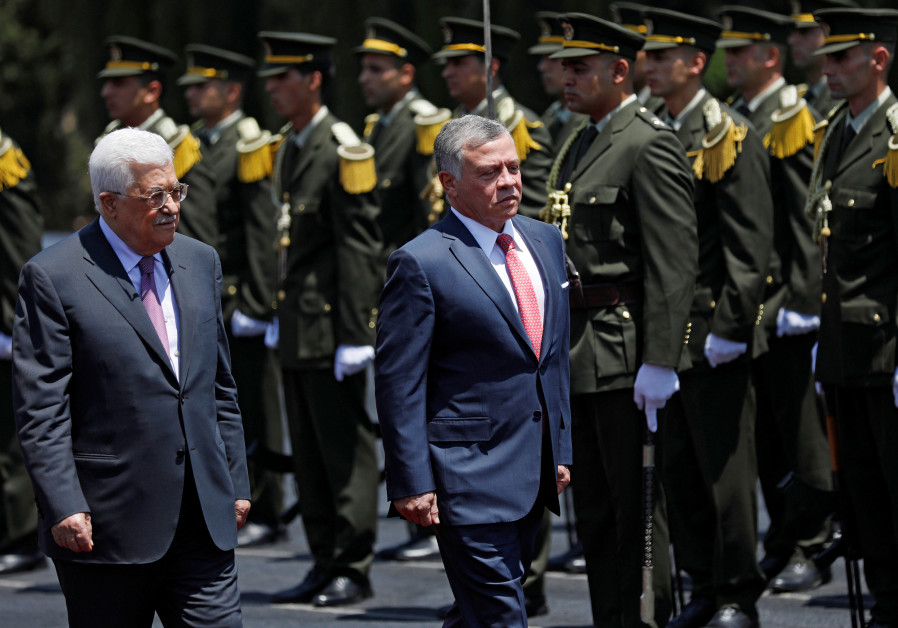 Jordanian king met with Abbas on Jerusalem, peace efforts