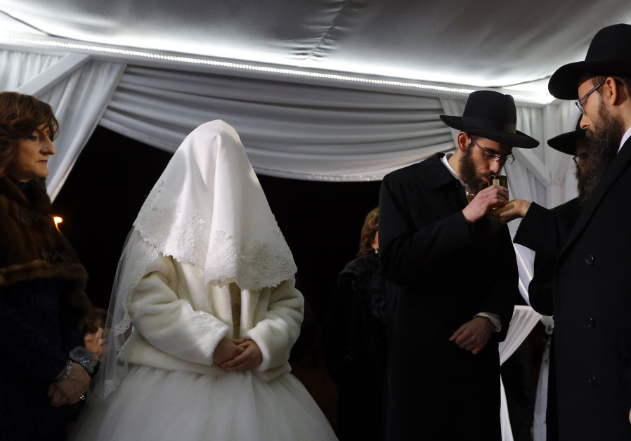 An Orthodox wedding ceremony