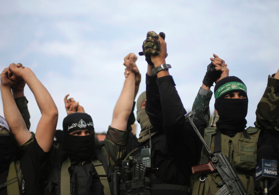 Hamas on Heightened Alert Following Syria Confrontation