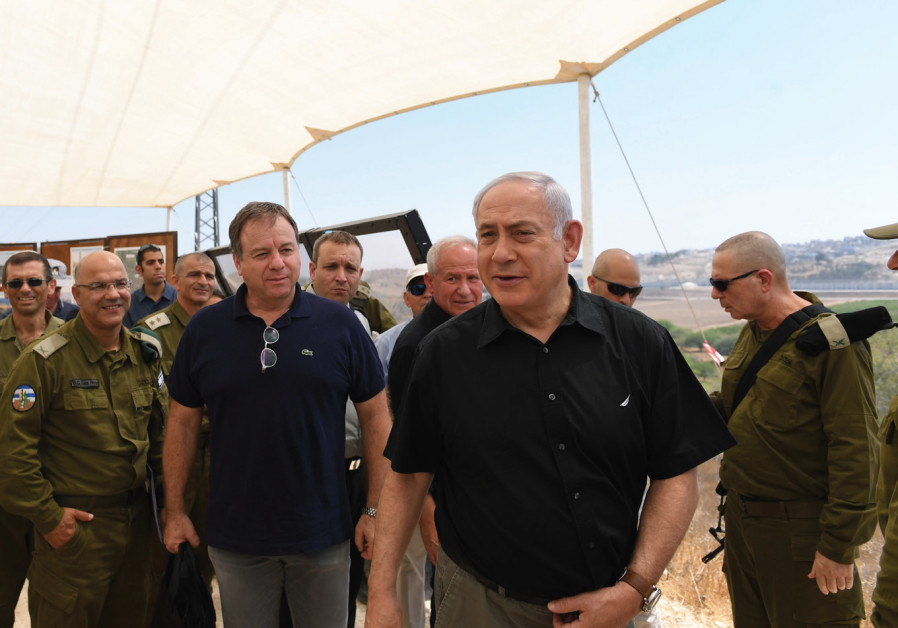 Despite Netanyahu visit, work on southern security barrier still frozen